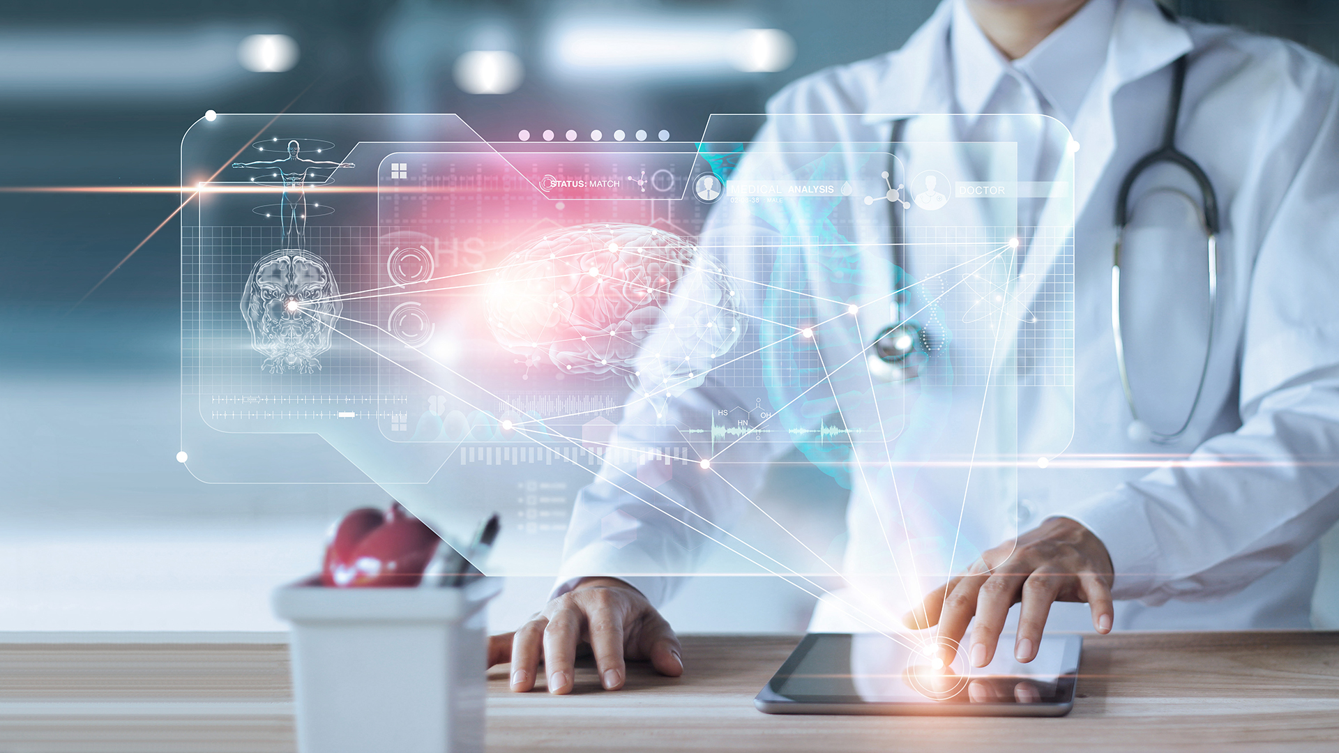 Latest and Most Advanced Technology Applied to Health Care